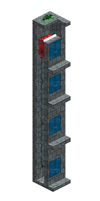 Малогрузовые подъемники - изображение 4