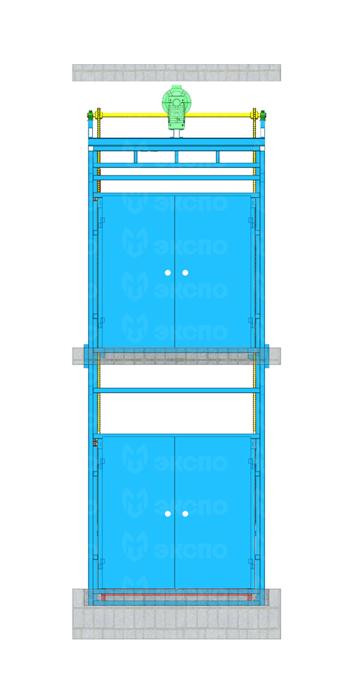 Шахтные цепные подъемники - изображение 5